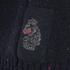 Luke Men's Smiths Crew Neck Knitted Jumper - Dark Navy Fleck: Image 3