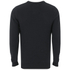 Luke Men's O'Byrne Computer Crew Neck Knitted Jumper - Black: Image 2