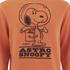 TSPTR Men's Astro Snoopy Crew Neck Sweatshirt - Orange: Image 3