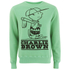 TSPTR Men's Charlie Brown Crew Neck Sweatshirt - Green: Image 1