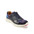 Paul Smith Shoes Women's October Trainers - Black Seda Goya/Vanilla Rode Metallico: Image 4