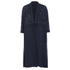 French Connection Women's Embellished Long Kimono - Navy: Image 1