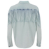 Maison Scotch Women's Cool Drapey Shirt with Fringes At The Backyoke - Blue: Image 2