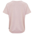 Maison Scotch Women's Short Sleeve Sweatshirt with Text Print - Pink: Image 3