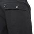 Maison Kitsuné Men's Cotton Worker Shorts - Black: Image 4