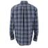GANT Men's Heather Twill Long Sleeve Shirt - Indigo: Image 2