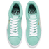 Puma Women's Suede Classic Low Top Trainers - Green/White: Image 2
