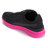Puma Women's Ignite Sock Low Top Trainers - Black/Pink: Image 4