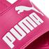 Puma Women's Popcat Slide Sandals - Pink/White: Image 4