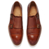 Paul Smith Shoes Men's Atkins Leather Monk Shoes - Tan Parma: Image 2