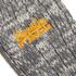 Superdry Men's Double Pack Hiker Socks - Mid Grey Twist/Cobalt Blue: Image 2