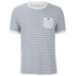 Lacoste Live Men's Pocket T-Shirt - Blue/White: Image 1