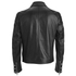 Versus Versace Men's Back Leather Biker Jacket - Black: Image 2