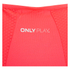 ONLY Women's Garnet Training T-Shirt - Hot Pink: Image 4