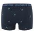Bjorn Borg Men's Twin Pack Palms Boxers - Total Eclipse: Image 4
