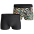 Bjorn Borg Men's Twin Pack Check Boxers - Stellar: Image 1