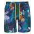 Bjorn Borg Men's Printed Swim Shorts - Lake Blue: Image 1