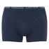 Bjorn Borg Men's Triple Pack Check Boxers - Blue/Grey/Black: Image 4