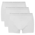 Bjorn Borg Men's 3 Pack Boxers - White: Image 1