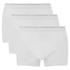 Bjorn Borg Men's 3 Pack Boxers - White: Image 1