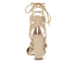 Loeffler Randall Women's Luz Tassel Block Heeled Sandals - Wheat: Image 3