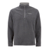Craghoppers Men's Selby Half Zip Microfleece Jumper - Black Pepper Marl: Image 1