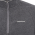 Craghoppers Men's Selby Half Zip Microfleece Jumper - Black Pepper Marl: Image 3