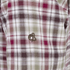 Craghoppers Men's Avery Short Sleeve Shirt - Chesterfield Red: Image 4