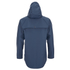 Elka Men's Hellum Rain Jacket - Shelter Blue: Image 2