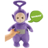 Teletubbies Talking Tinky Winky Soft Toy: Image 2