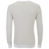 J.Lindeberg Men's Crew Neck Knitted Jumper - White: Image 2