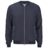 J.Lindeberg Men's Zipped Bomber Jacket - Navy: Image 1
