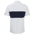 Billionaire Boys Club Men's Monaco Polo Shirt - White/Navy: Image 2