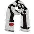 Paul Smith Accessories Men's Independent Mind Scarf - Optical White: Image 1