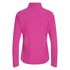 The North Face Women's Glacier Quarter Zip Fleece - Raspberry Rose: Image 3