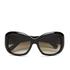 MICHAEL MICHAEL KORS Women's Panama Sexy Miranda Sunglasses - Black: Image 1