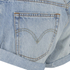 Levi's Women's Custom Roll Hem 501 Shorts - Country Road: Image 4