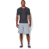 Under Armour Men's Armourvent Compression Short Sleeve T-Shirt - Black: Image 1