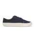 YMC Men's Lace Up Trainers - Navy: Image 1