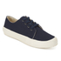 YMC Men's Lace Up Trainers - Navy: Image 4