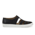 YMC Men's Punk Leather Sandal Trainers - Black: Image 1