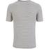 Armor Lux Men's Zig Zag T-Shirt - Rich Navy/Zand: Image 2