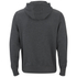 Tokyo Laundry Men's Cobble Hill Zip Through Hoody - Charcoal Marl: Image 2