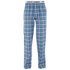 Tokyo Laundry Men's Half Moon Bay Check Lounge Pants - Swedish Blue: Image 1