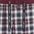 Tokyo Laundry Men's Richmond Check Lounge Pants - Oxblood: Image 3