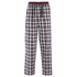 Tokyo Laundry Men's Richmond Check Lounge Pants - Oxblood: Image 1