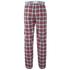 Pantalón pijama cuadros Tokyo Laundry Half Moon Bay - Hombre - Rojo: Image 2