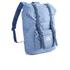 Herschel Women's Little America Mid-Volume Polka Dot Crosshatch Backpack - Light Blue: Image 2