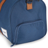 Herschel Supply Co. Novel Duffle Bag - Navy/Tan: Image 3