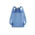 Herschel Women's Reid Polka Dot Crosshatch Backpack - Light Blue: Image 5